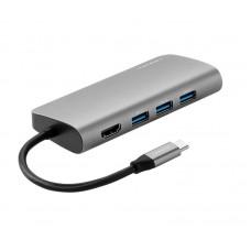 Momax One Link 8合1 USB-C 擴充器 - DHC6E