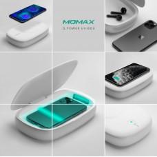 Momax Q.Power 無線充電 UV 消毒盒