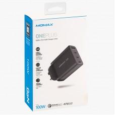 Momax ONEPlug GaN 100W 四輸出快速充電器 - UM22