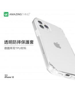 Amazingthing iPhone 12 mini 抗菌透明保護殼